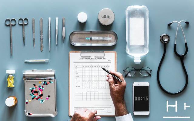 التطبيقات الطبية, هاتفك طبيبك, تطبيقات في مجال الطب,