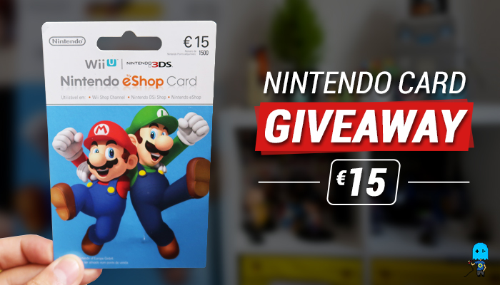 Nintendo Gift Card Giveaway