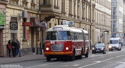 Jelcz 021, MPK Kraków