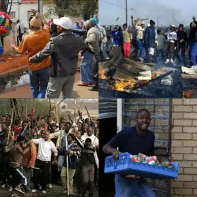 Nigerian students give South African companies 48 hours ultimatum to leave Nigeria over Xenophobic attacks