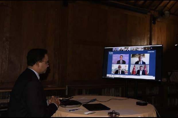 Dapat Mandat Jadi Ketua Konfrensi Internasional U20, Anies Banjir Pujian: Hebat! Gubernur Kelas Dunia