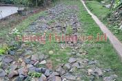 Akibat Tidak di Padatkan, Pembangunan Onderlagh di Dusun 1 Margodadi Dikeluhkan Warga