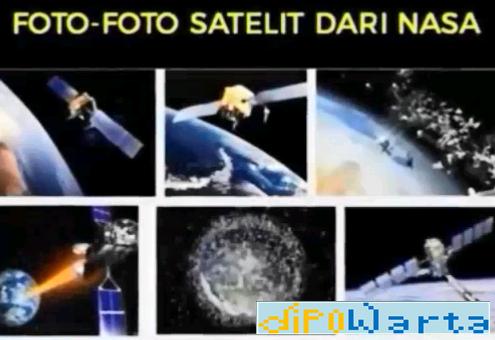 Menguak Keeksistensian Satelit merupakan episode ke-14 dari serial Konspirasi Bumi Datar