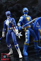 Power Rangers Lightning Collection Dino Thunder Blue Ranger 55