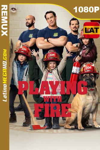 Jugando con fuego (2019) Latino HD BDREMUX 1080P - 2019