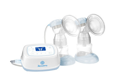 Bellema Double Electric Breast Pump Giveaway! Ends 8/31 - A Wandering Vine