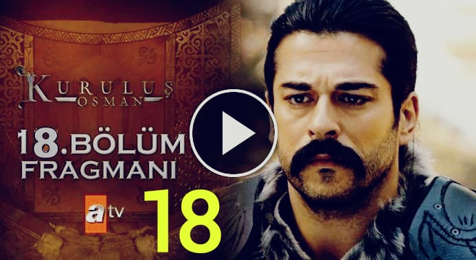 قيامة عثمان الحلقة 18