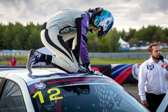 How to become a rally driver