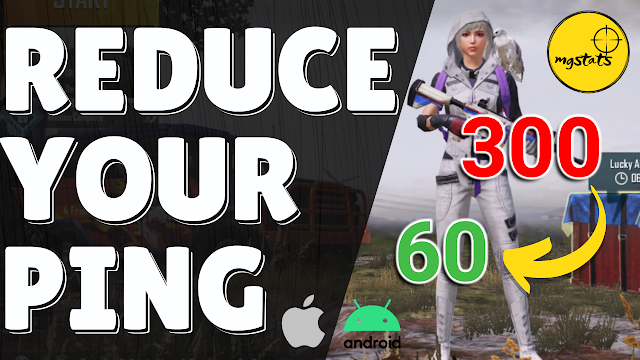 How to fix high PING | Reduce your Ping