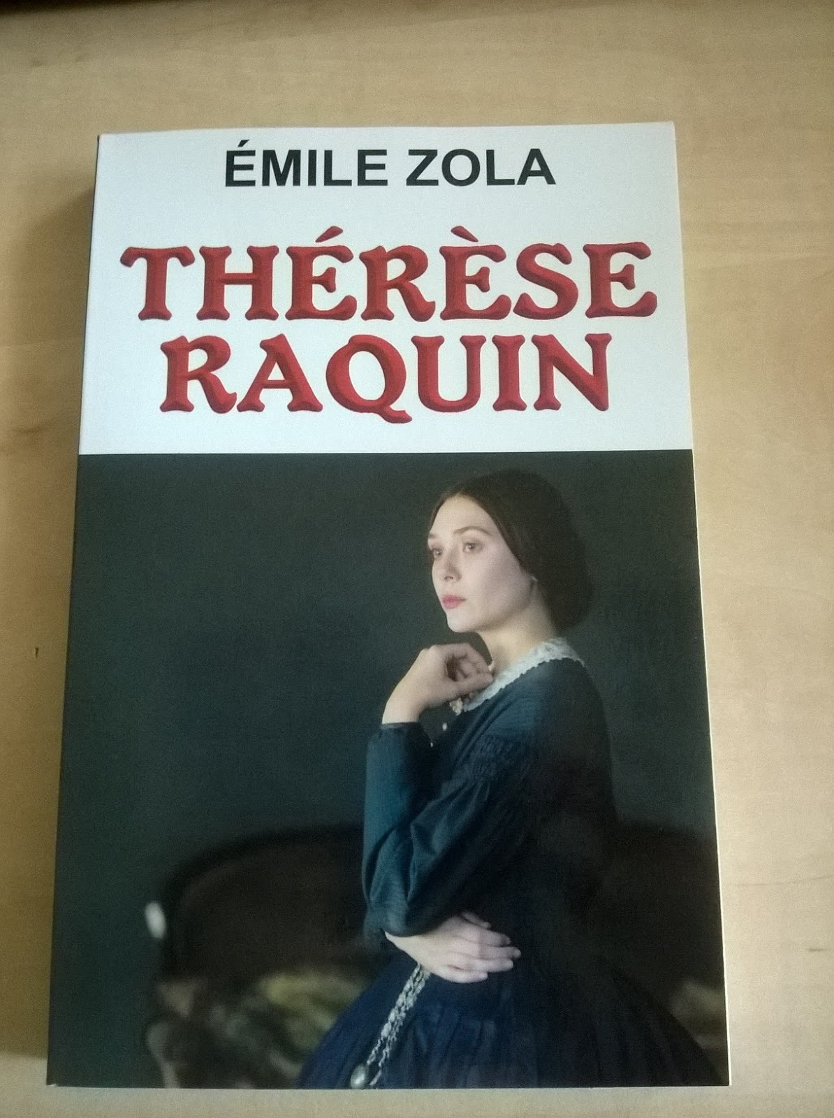 theresa raquin Thérèse raquin [teʁɛz ʁakɛ̃] is an 1868 novel by french writer émile zola, first  published in serial form in the literary magazine l'artiste in 1867 it was zola's.