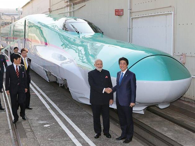BULLET Train Route Mumbai To Ahmedabad Check Online Fare & Facilities