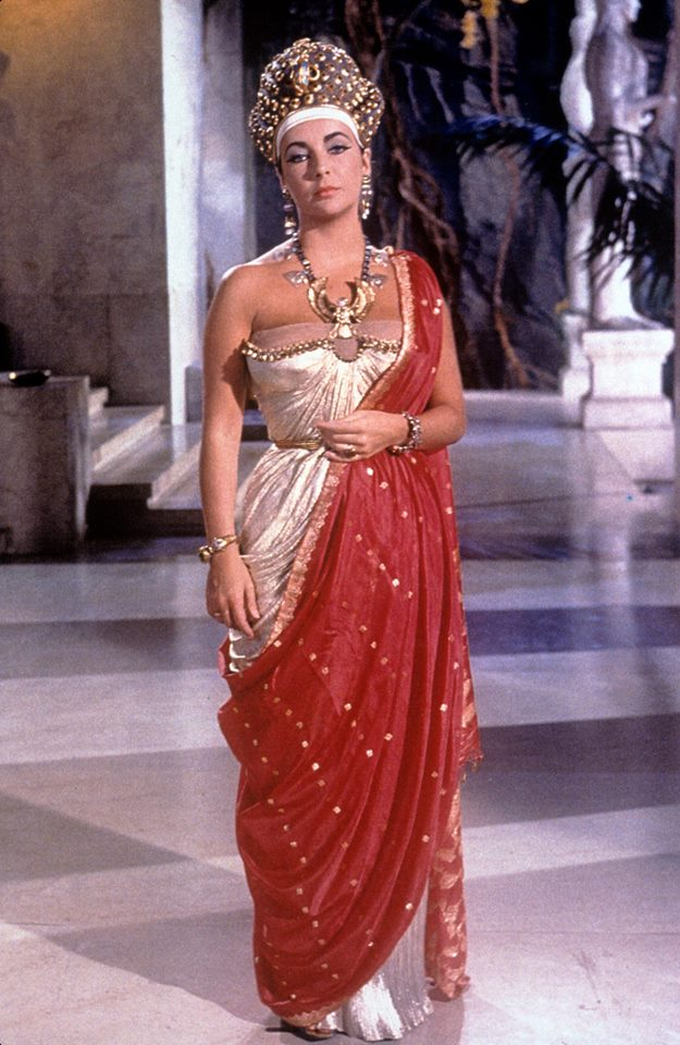 Loveisspeed Elizabeth Taylor Cleopatra In Rome