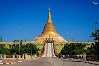 Những điều thú vị chỉ có ở Myanmar