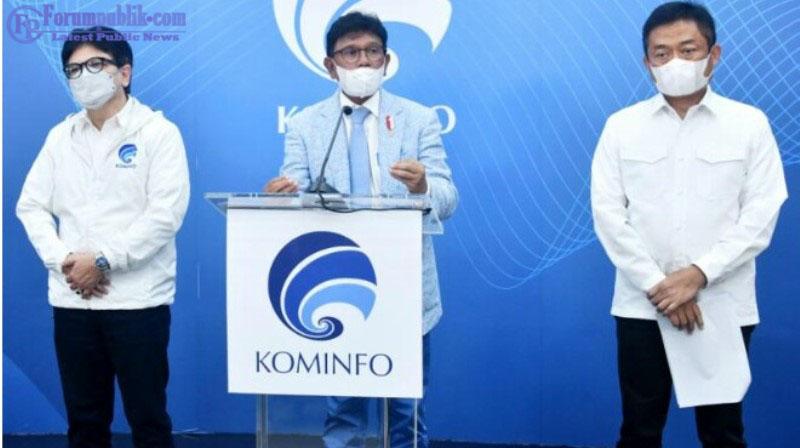 Gangguan Telekomunikasi Biak-Jayapura, Menteri Johnny: Tidak Terjadi Black Out Total