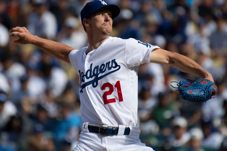 The Dodgers Elect To Start Buehler In Game 1