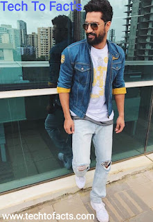 What is the biography of Vicky Kaushal?