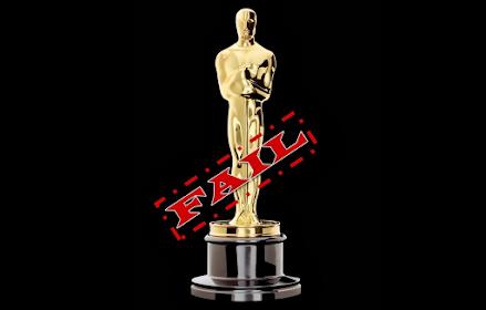 Grandes FAILS del Oscar