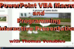 PowerPoint VBA Macros and Coding Interactive Presentations