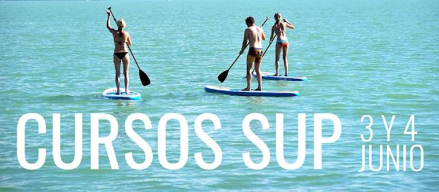 Paddle Surf Piraguas El Vado