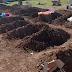 (video) SÁENZ PEÑA - COVID: SERÍAN 5 LOS SEPULTADOS CADA DÍA. CAVAN DECENAS DE FOSAS EN EL CEMENTERIO MUNICIPAL