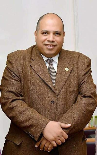 الدكتور أشرف العباسي مشرفًا على مركز اللياقة البدنية والتأهيل الحركى والقياسات الفسيولوجية بجامعة الفيوم