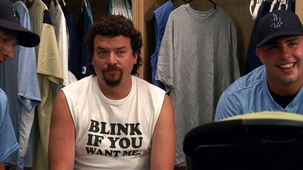 Blink if you want me T Shirt, blink if you want me meme, Kenny Powers, Kath and Kim, Movie Hoodie Sweatshirt Tank Top