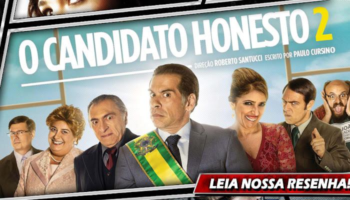 O Candidado Honesto 2 | Vale ou não a pena assistir?