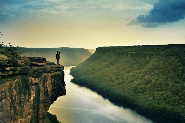 Chambal river and gorges