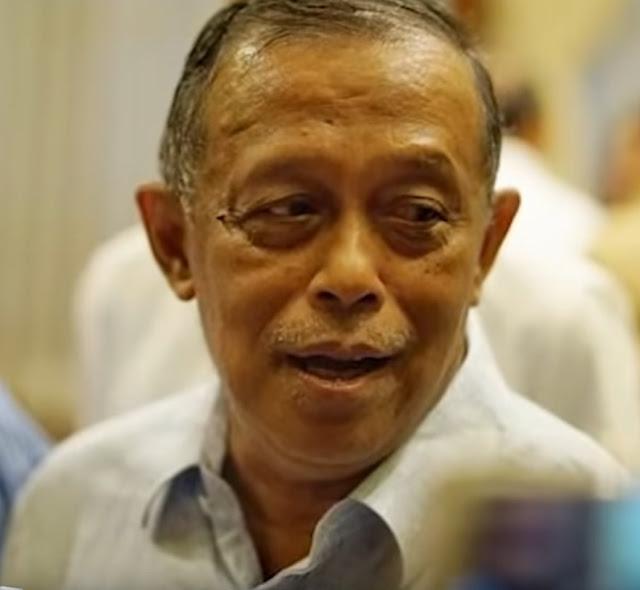 INNALILLAHI, MANTAN PANGLIMA TNI DJOKO SANTOSO MENINGGAL DUNIA LANTARAN PENDARAHAN OTAK