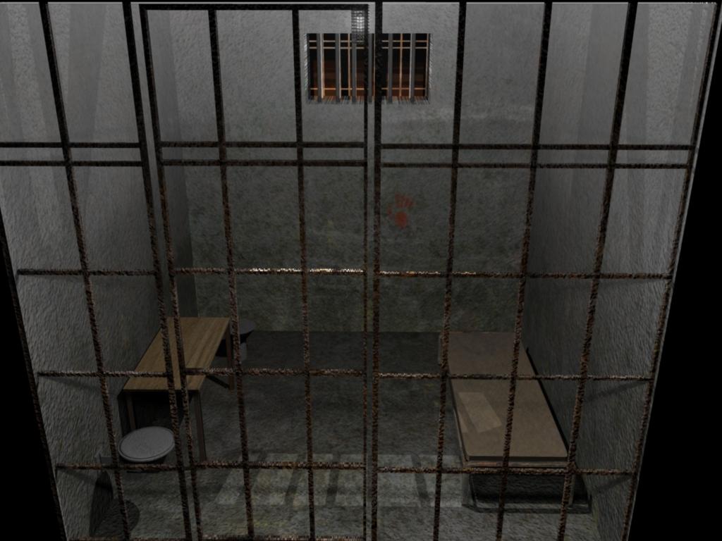 going jailcell