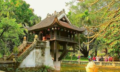 Những ngôi chùa cổ nổi tiếng nhất Việt Nam - 1