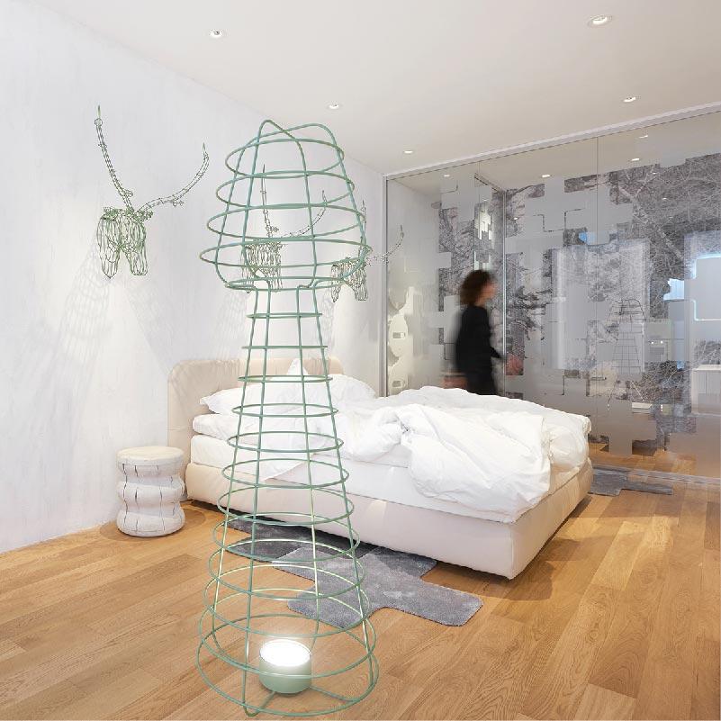 Hotel Regeneration by Simone Micheli Architetto