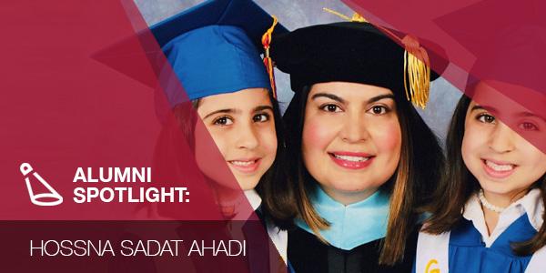 Hossna Sadat Ahadi