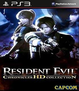 Resident Evil The Darkside Chronicles HD PS3 Torrent