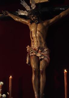 Procesión de Stmo. Cristo de las Misericordias este Viernes en Chipiona