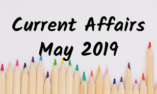 Daily Current Affairs in Hindi - 30 May 2019 By #StudyCircle24