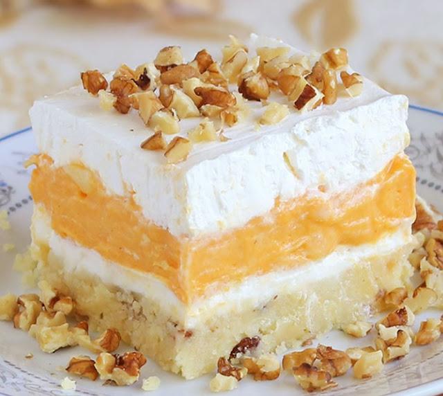 Pumpkin Delight #desserts #pumpkin