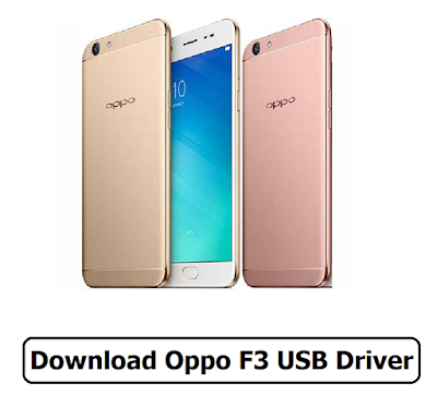 Oppo-F3-USB-Driver-download