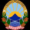 Logo Gambar Lambang Simbol Negara Makedonia Utara PNG JPG ukuran 100 px