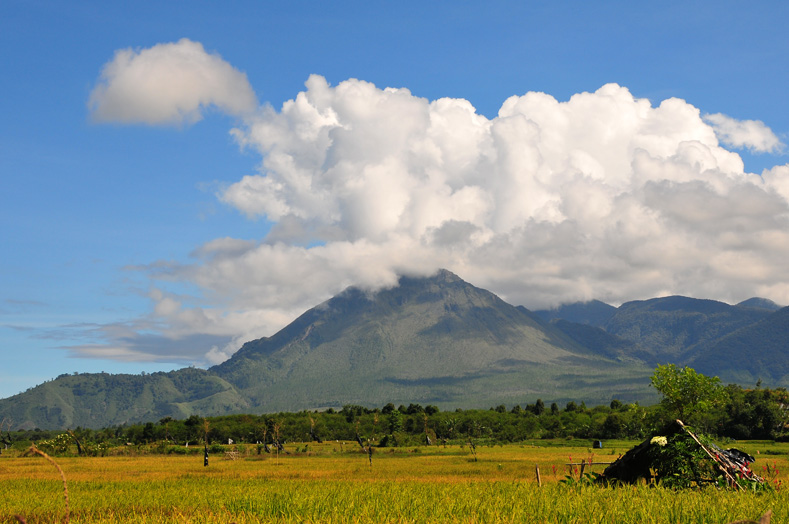 Keindahan Gunung Burni Telong Takengon - Aceh Tourism Agency