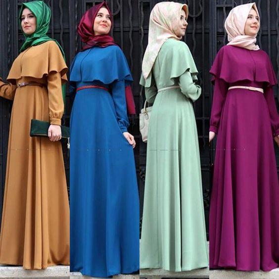 Trend Hijab Tahun 2018