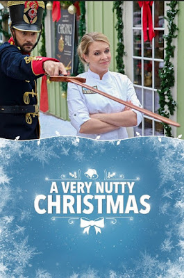 A Very Nutty Christmas Poster