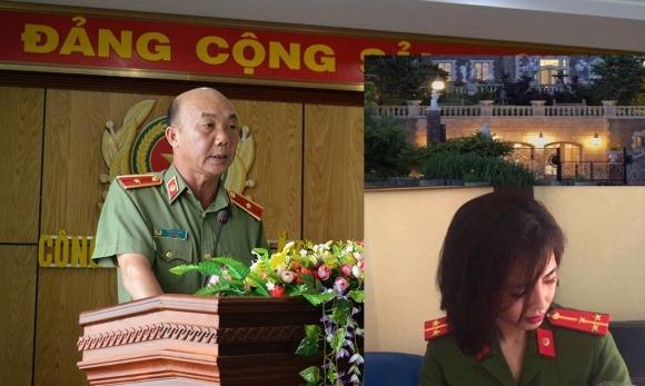 Biệt phủ bị phanh phui, Thượng úy Trần Lê Thúy Hằng đòi kiện, Thiếu tướng cha lên tiếng