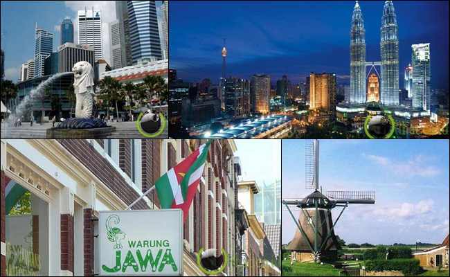 6 Negara di Dunia yang Menggunakan Bahasa Jawa