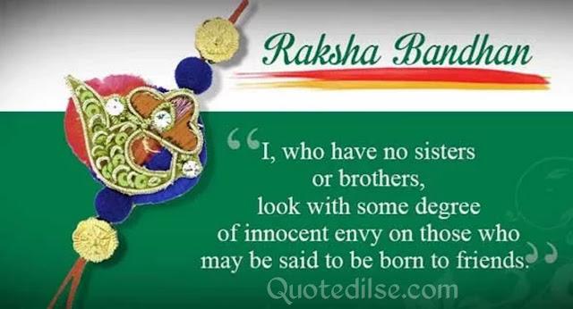 raksha bandhan wishes quotes 2020