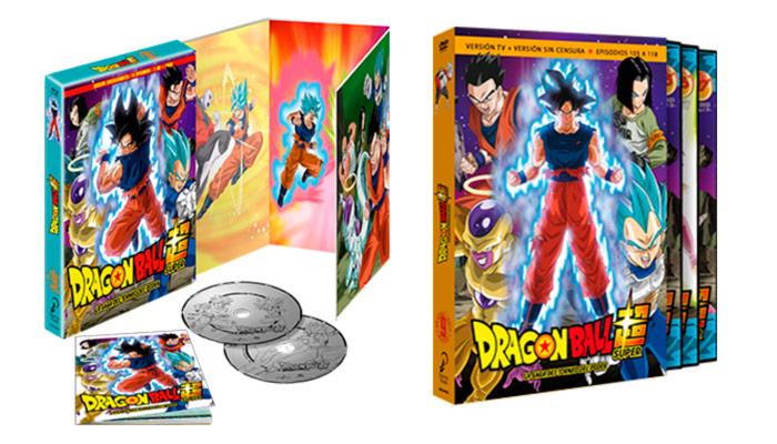 Dragon Ball Super: Box #9 - Selecta Visión