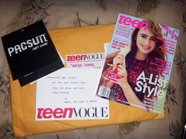 My Teen Vogue Story