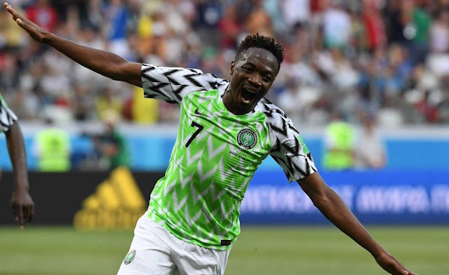 Ahmed Musa Biography