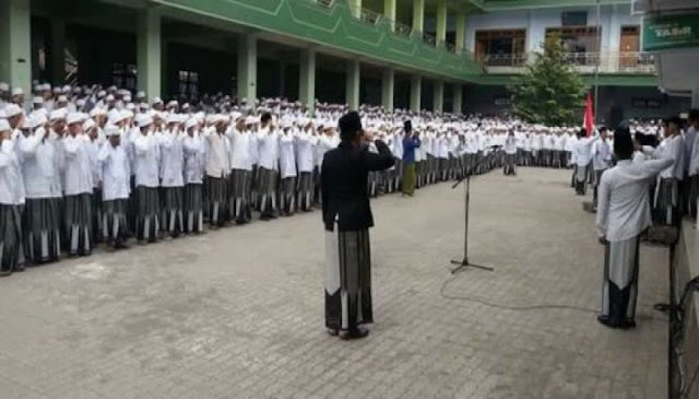 santri unggul indonesia makmur
