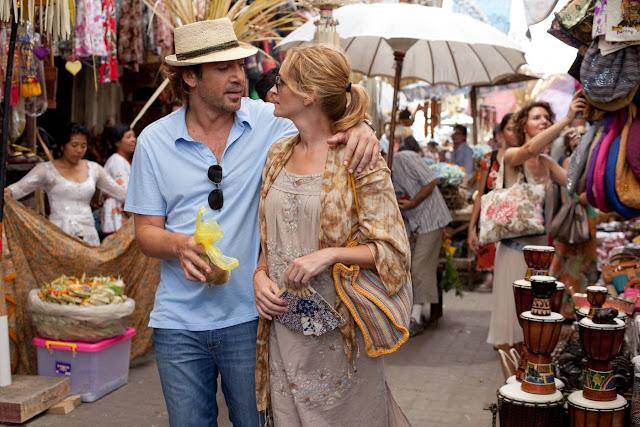 Comer, Rezar e Amar com Julia Roberts e Javier Bardem: eu vi